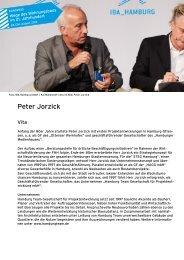 Peter Jorzick - IBA Hamburg