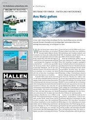 Ans Netz gehen - IBH IT-Service GmbH