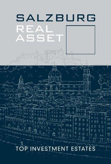 Broschüre herunterladen - Immobilien Bauträger AG Salzburg