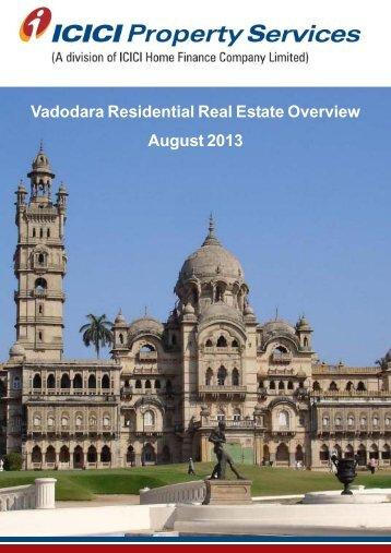 Vadodara Report - ICICI Home Finance