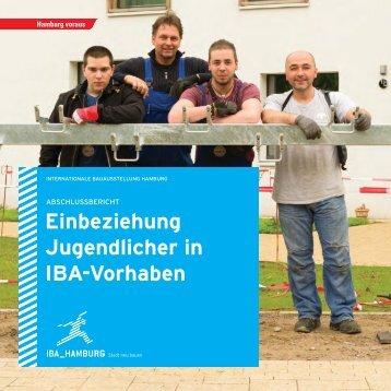 Einbeziehung Jugendlicher in IBA-Vorhaben - IBA Hamburg