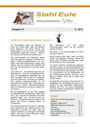 2013-02 Stahleule - IG Metall Salzgitter-Peine