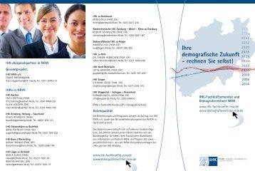 Fachkräftemonitor & Demografierechner - und Handelskammer ...