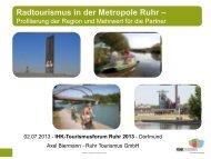 Axel Biermann, Ruhr Tourismus GmbH - und Handelskammer Nord ...