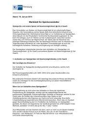 Merkblatt für Spielveranstalter - IHK Schleswig-Holstein