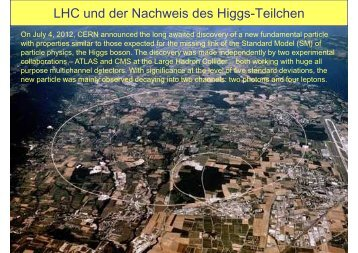 Vorlesung vom 15.10 - Institute for Nuclear Physics