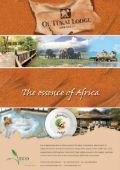 Kenya Travel Guide & Manual - International Luxury Travel Market - Page 6