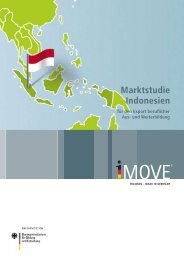 p iMOVE-Marktstudie Indonesien 2013.pdf - Imove-germany.com