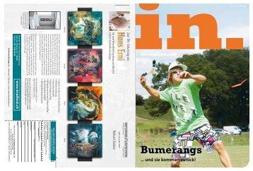 Bumerangs - IN-Media