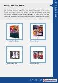 Khyati AV Solution, Mumbai - Manufacturer & Trader of Audio Visual ... - Page 5