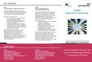 Flyer - Dokumentation der Verwaltungsmodernisierung in Schleswig ...