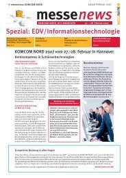 28. Februar 2007 - Dokumentation der Verwaltungsmodernisierung ...