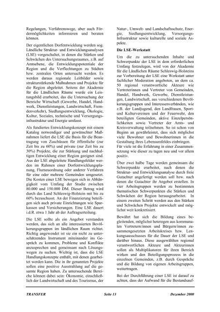 Download Zeitschrift - Dokumentation der ...