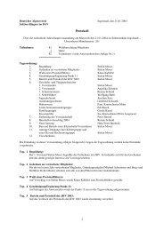 Bericht JHV 2004 - DAV Ringsee