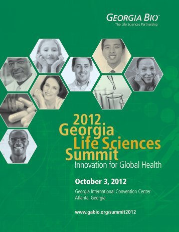Georgia Life Sciences Summit - Informed Horizons, LLC
