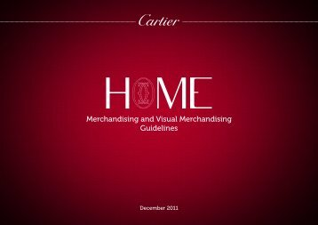 Merchandising and Visual Merchandising Guidelines
