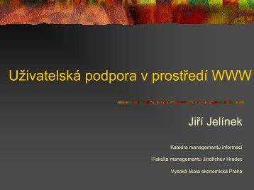 Web Mining for E-commerce - Inforum