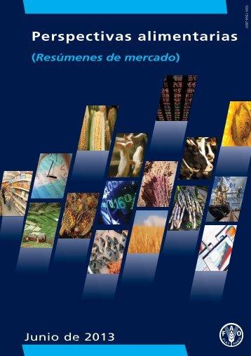 Perspectivas Alimentarias (Noticias más importantes), junio ... - FAO