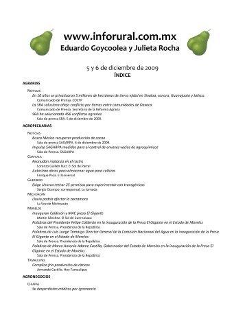 Descargar documento - InfoRural.com.mx