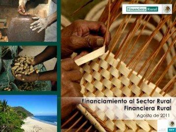 Financiamiento al Sector Rural