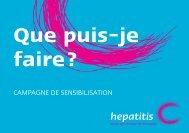 Lancement Campagne HepC - 29 janvier 2009 - Infoset
