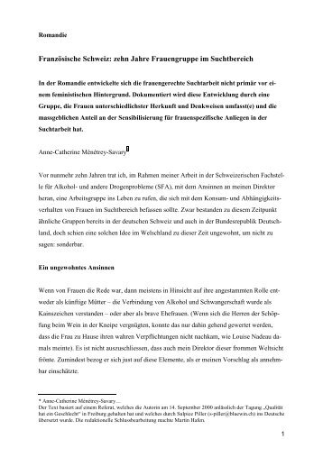 Romandie - Infoset