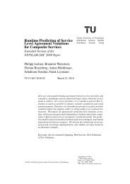 Runtime Prediction of Service Level Agreement Violations for ...