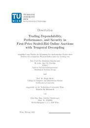 Dissertation Guenther Starnberger.pdf - Distributed Systems Group