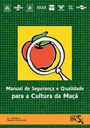 para a Cultura da Maçã - Infoteca-e - Embrapa