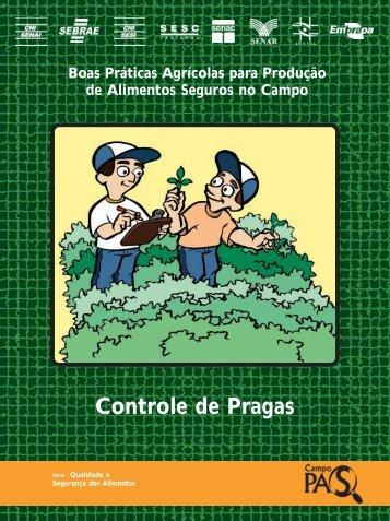 Controle de Pragas - Infoteca-e - Embrapa