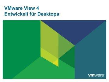 VMware View 4 - Infotech