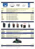 Scarica il catalogo Telecomunicazioni falcon - Telecomandi e ... - Page 2