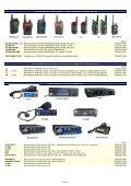 Scarica il catalogo Telecomunicazioni falcon - Telecomandi e ... - Page 3