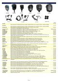 Scarica il catalogo Telecomunicazioni falcon - Telecomandi e ... - Page 5