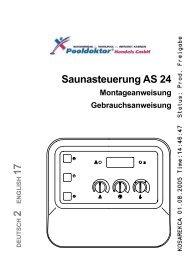 Details Steuerung AS 24