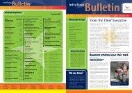 Bulletin - InfraTrain New Zealand