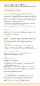 infrastructure Pipelaying - InfraTrain New Zealand - Page 6