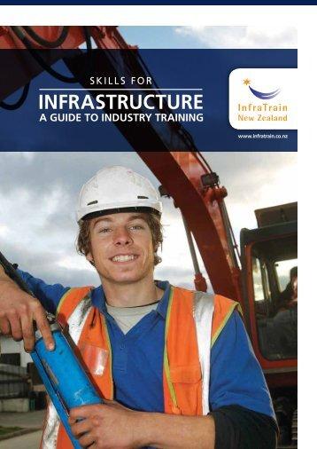 infrAstructure - InfraTrain New Zealand
