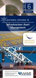 infrastructure asset Management - InfraTrain New Zealand