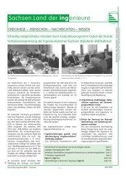 DIB_Sn_05_2009 v2.qxd - Ingenieurkammer Sachsen