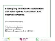 Anlagentechnik - Ingenieurkammer Sachsen