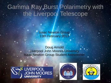 Gamma Ray Burst Polarimetry with the Liverpool Telescope