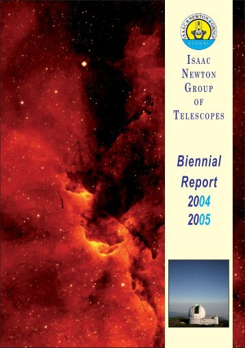 PDF (13.4 M) - Isaac Newton Group of Telescopes - Instituto de ...