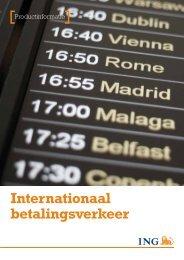Internationaal betalingsverkeer