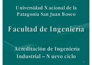 Taller Ingenieria Industrial - Facultad de Ingeniería - Universidad ...