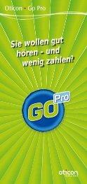 Go Pro - Oticon