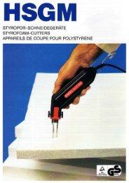 HSGM Styrofoam Snijders - Connector BV