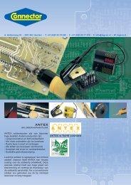 Soldeerapparatuur ANTEX Groep 20 & 21