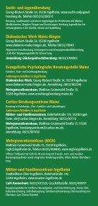 Elternwegweiser - Mehrgenerationenhaus Ingelheim - Seite 2
