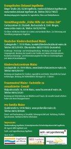 Elternwegweiser - Mehrgenerationenhaus Ingelheim - Seite 4